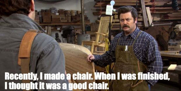 Ron_Swanson_woodworking